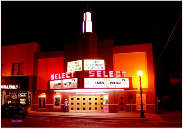 Lake Country Playhouse & Select Theatre