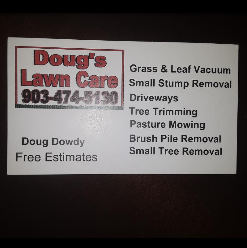 Doug's Lawn Care